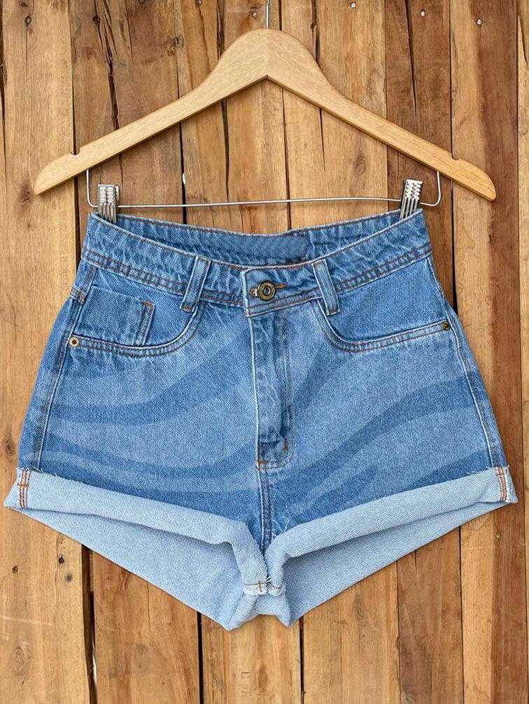 Short Jeans Waves