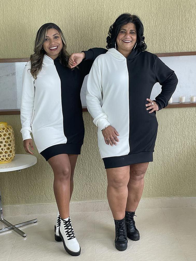 Casaco / Vestido Duo