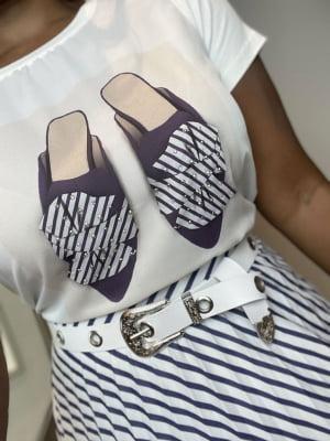 Blusa Shoes
