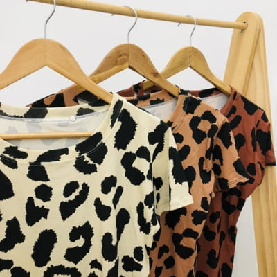T-Shirt Animal Print