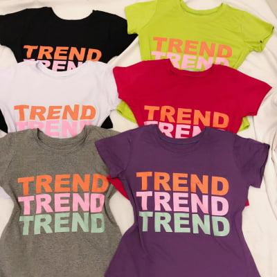 T-Shirt Trend Colors