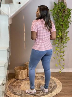 Calça Jeans Cinta Clear II