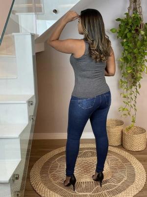 Calça Jeans Cinta Maya