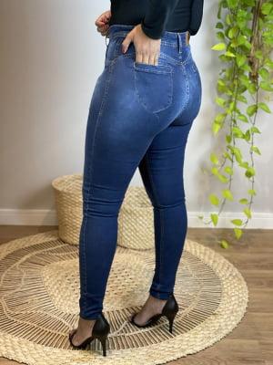 Calça Jeans Cinta Thalia