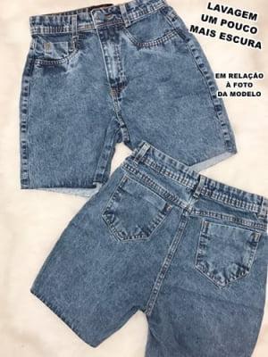 Bermuda Jeans Basic
