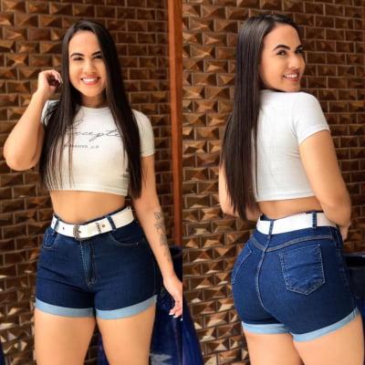 Short Jeans Pérola