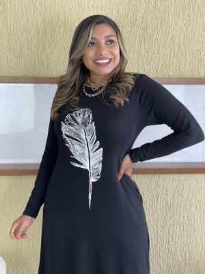 Vestido Feather